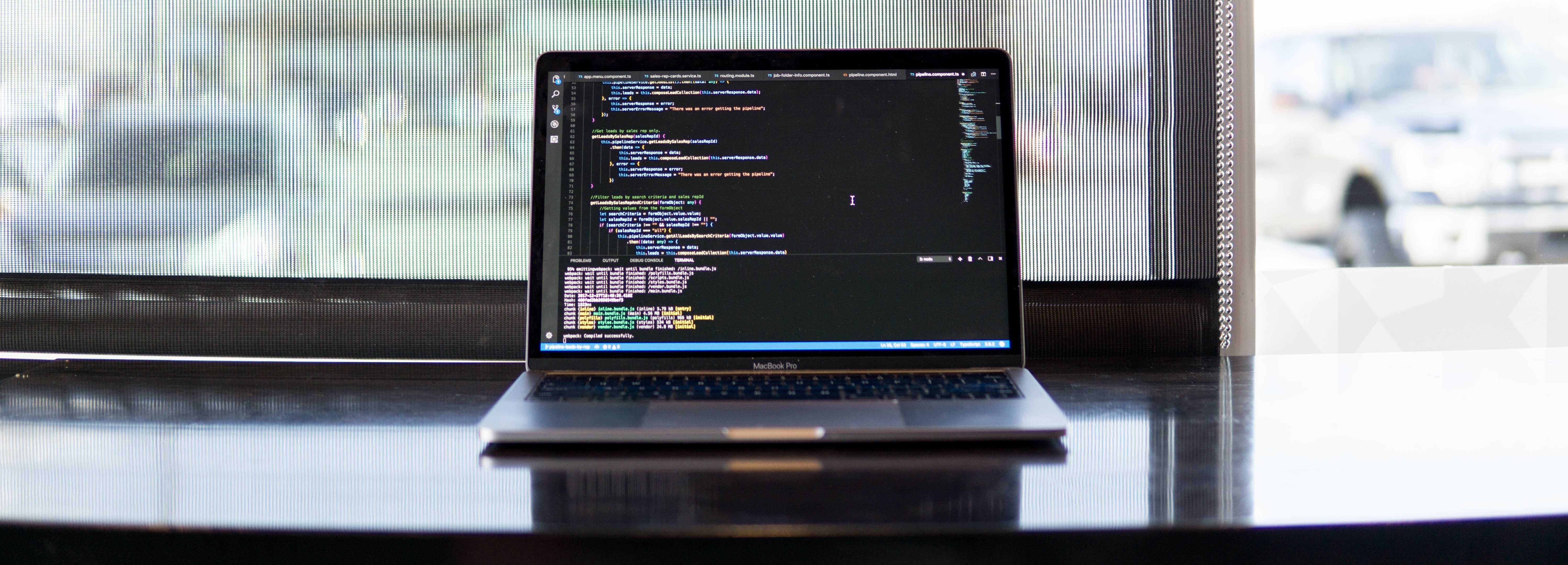 Five reasons why: Programmer