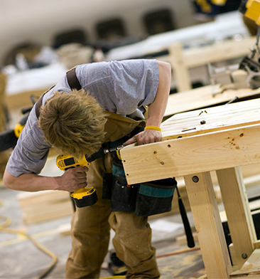 Five advantages of apprenticeships and traineeships