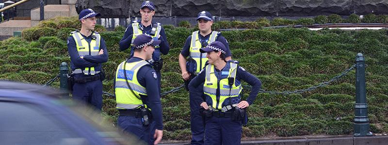 Police Officer - Australian Federal Police