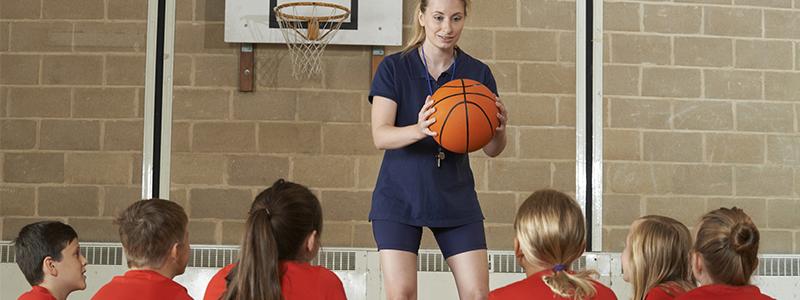 Teacher - Physical Education