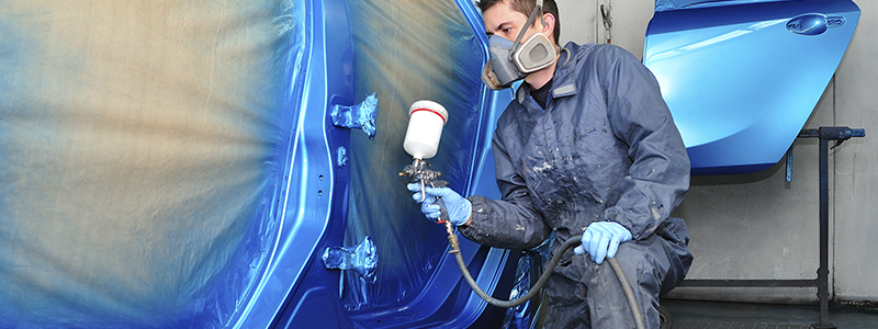 Vehicle Painter