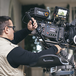 Film and Television Camera Operator
