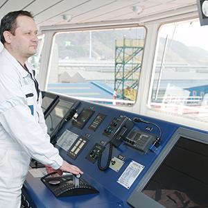 Ship's Officer