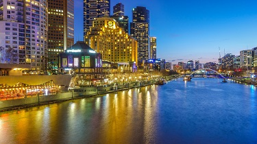 City Spotlight: Melbourne and Darwin