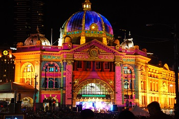 The best of White Night Melbourne
