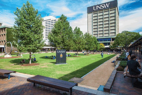 University of new south wales unsw foundation studies for Landscape architecture courses sydney