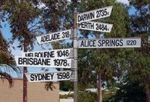 Vài dòng về nước Úc