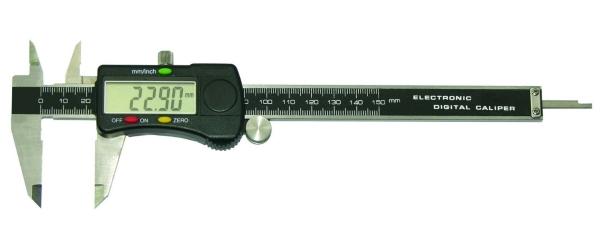 Mib 150mm Digital Vernier Caliper 601  6