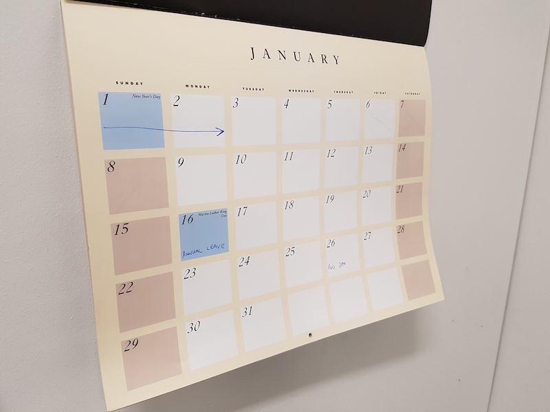 January 2017 - the prettiest of the months
