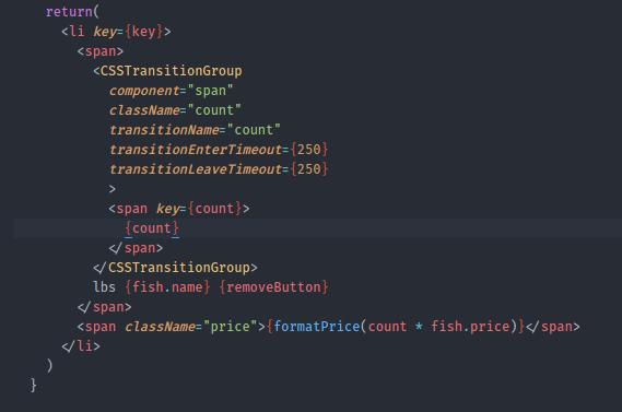 Count code