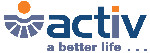 Activ Foundation logo