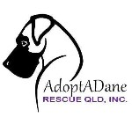 Adoptadane Rescue Qld Inc logo