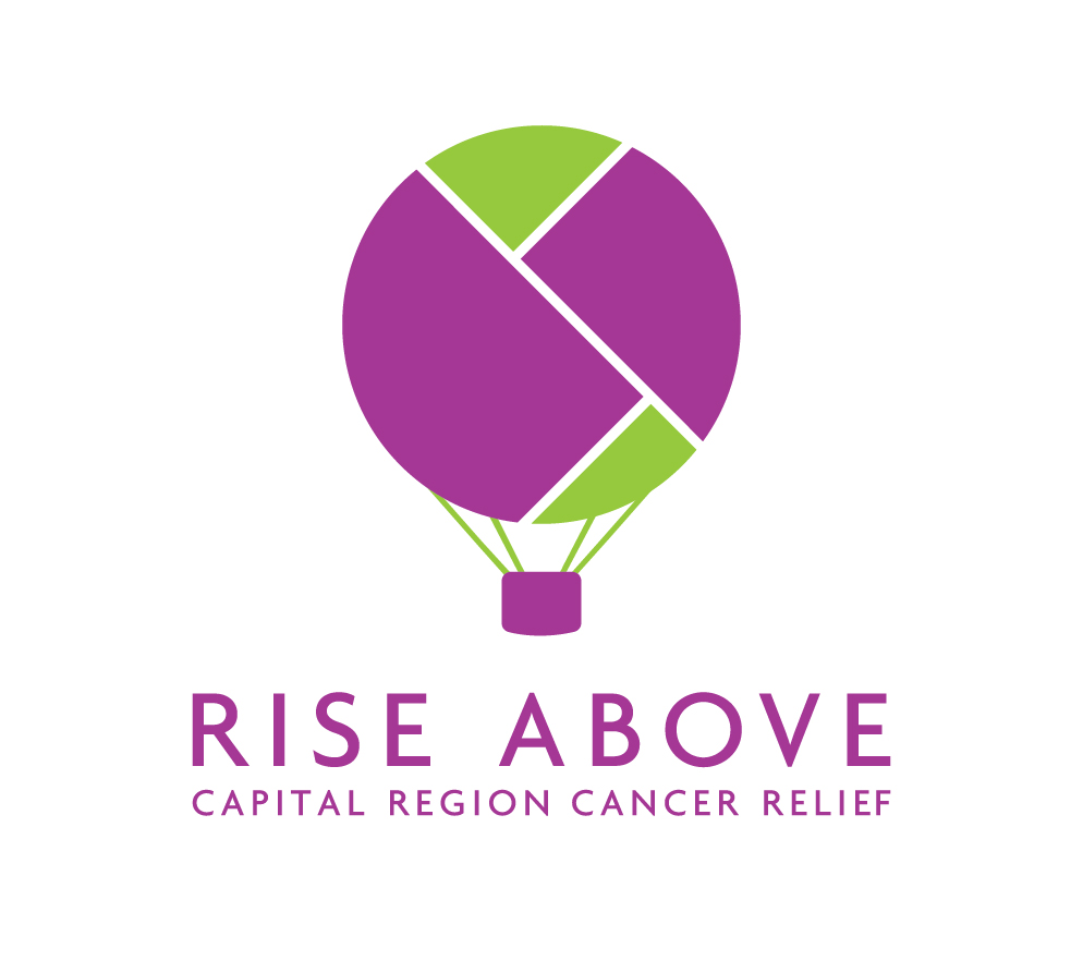 ACT Eden Monaro Cancer Support Group (known as  Rise Above – Capital Region Cancer Relief )  logo