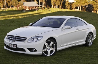 2008 mercedes benz cl500 specs price carsguide for Mercedes benz 2008 price