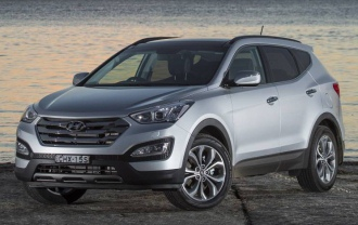 Hyundai Santa Fe car prices Brisbane, Gold and Sunshine Coast
