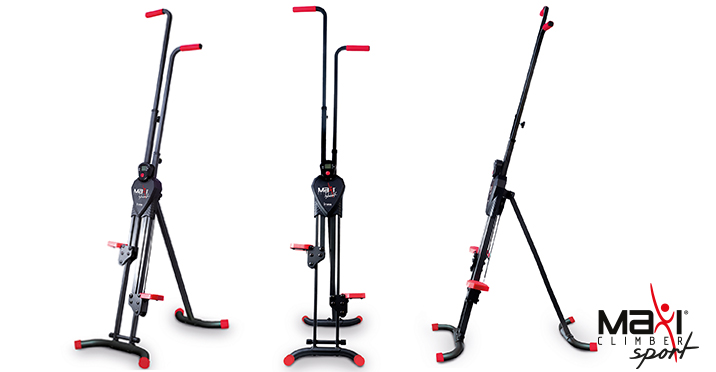 Maxi Climber, Full At Home Workout System, As Seen on TV