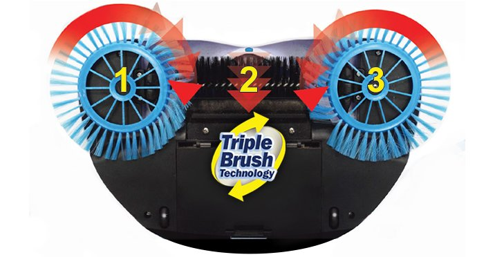 Hurricane Spin Broom Buy 1 Get A 2nd Cordless Spinning