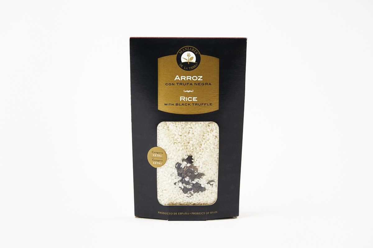 Manjares De La Tierra Risotto Rice with Truffle 400gm