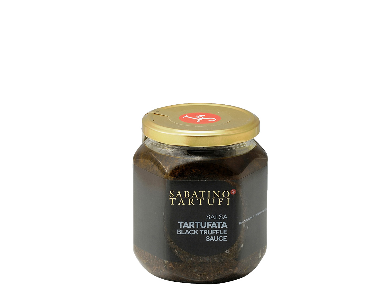 Sabatino Black Truffle Sauce 500gm