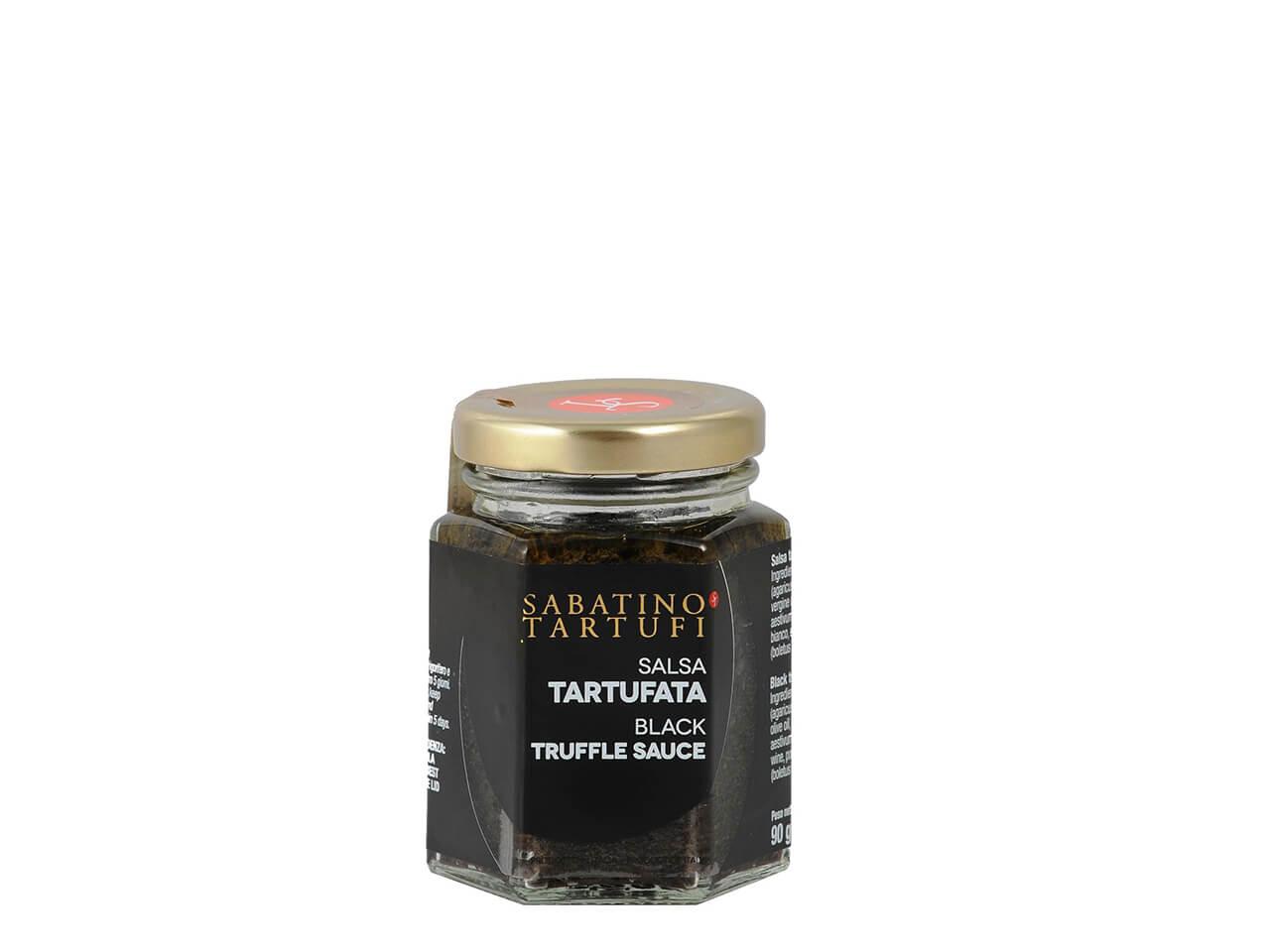 Sabatino Black Truffle Sauce 90gm