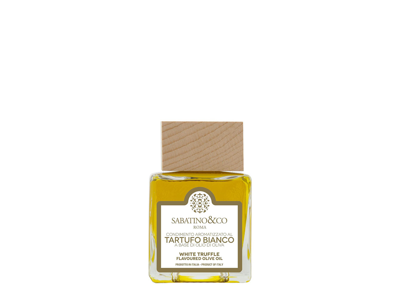 Sabatino Premium White Truffle Oil 100ml