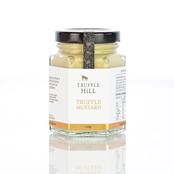 Truffle Hill Truffle Mustard 100gm