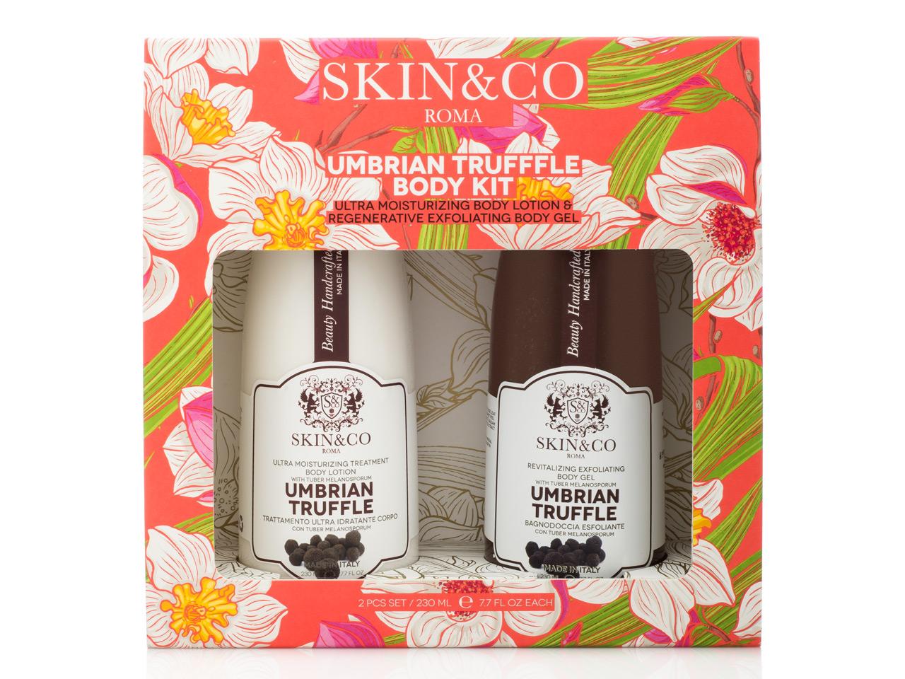Skin & Co Umbrian Truffle Body Kit