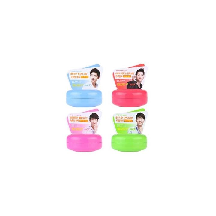 TonyMoly Berry Trendy Hair Wax - Windy Natural Fix 60g 1Pc Only