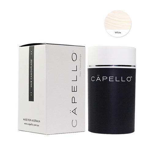 Capello Hair Camouflage White 22g