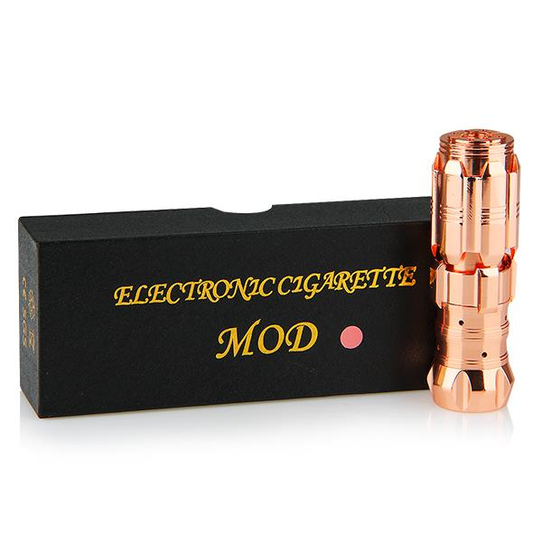 Maraxus Mechanical MOD V3 W/O Battery - Color Series 1 - Style Made in China(Silver and Gold)