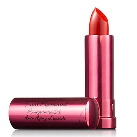 100% Pure Anti-ageing Pomegranate Lipstick - Hibiscus - *Sample* - shipped free!