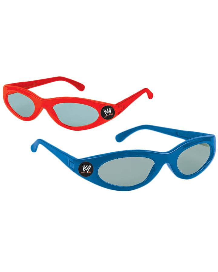 WWE Party Glasses Pack of 8