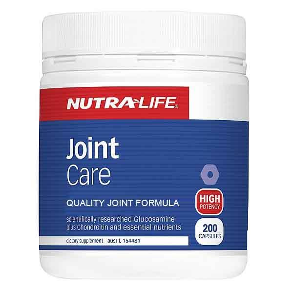 Nutra-Life Joint Care capsules