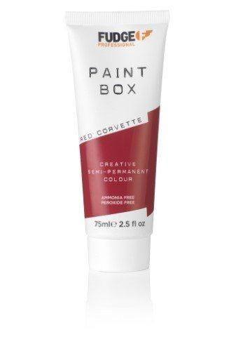 Fudge Paintbox Red Corvette 75ml