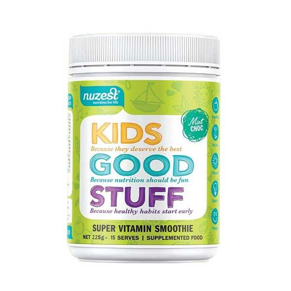 NuZest Kids Good Stuff Mint Chocolate