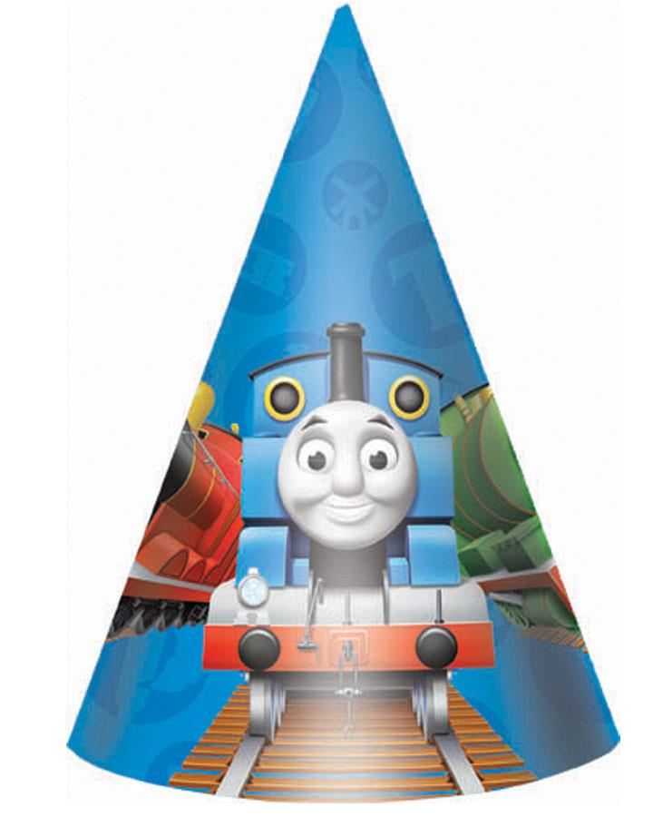 Thomas and Friends Party Hats