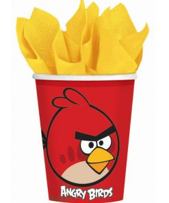 Angry Birds 266ml Party Cups