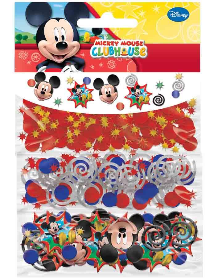 Mickey Mouse Value Pack Confetti