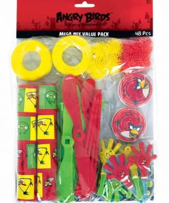 Angry Birds Party Favour Pack of 48 for 8