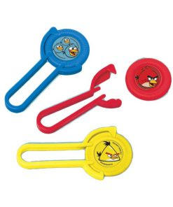 Angry Birds Disc Shooters Pack of 12