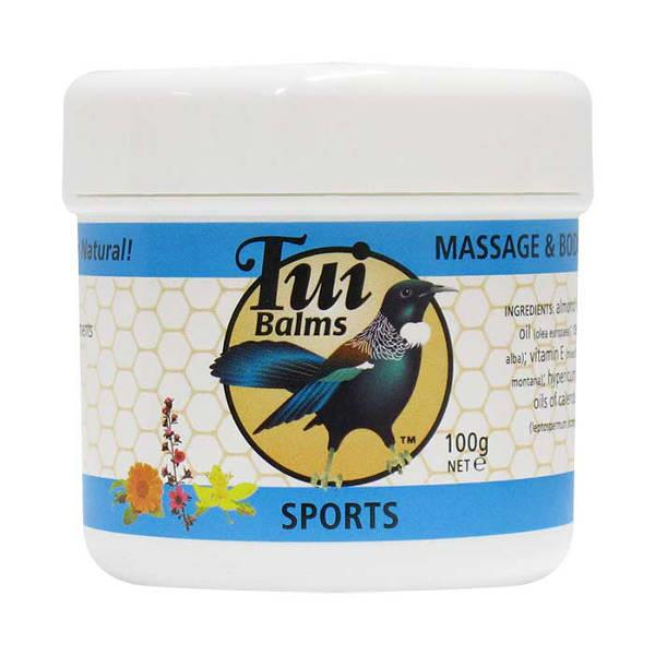 Tui Balms Massage & Body Balm - Sports