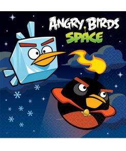 Angry Birds Space Beverage Napkin Pack of 16