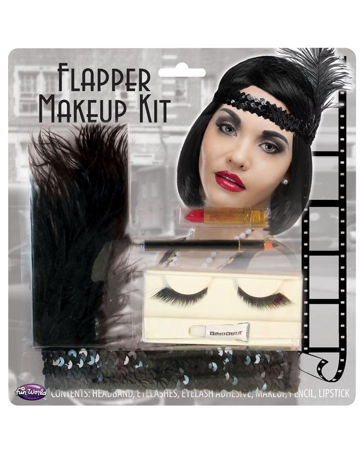 1920s Flapper Make Up Kit
