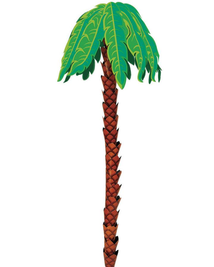 3D Palm Tree Hanging Decoration