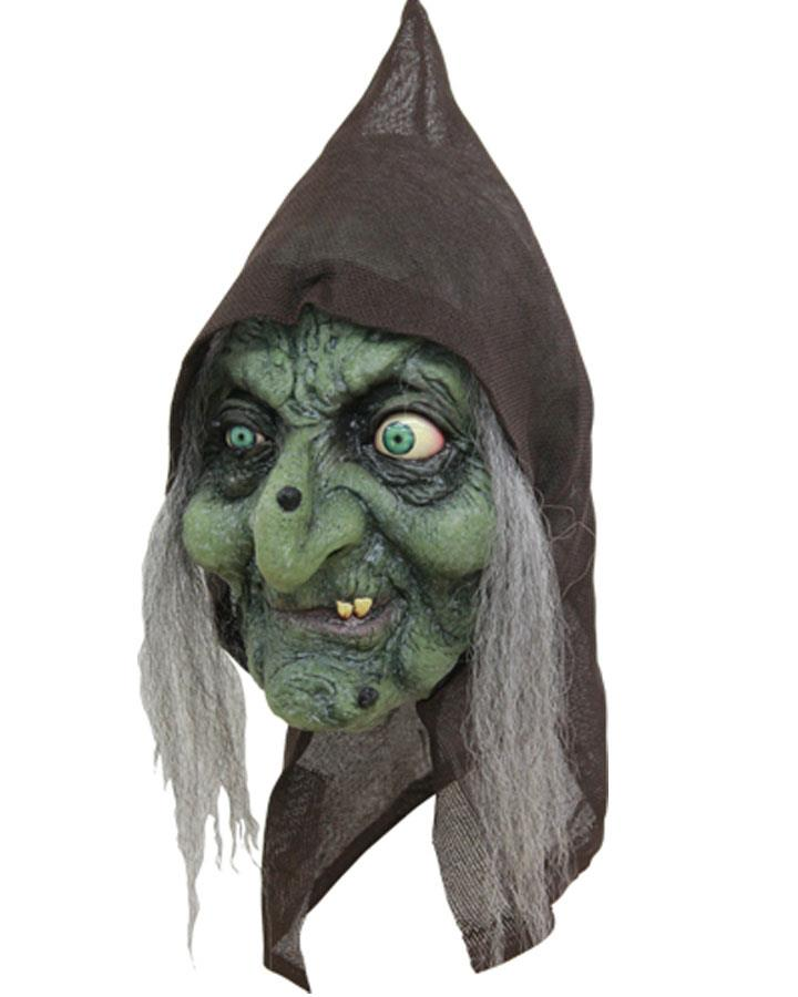 Snow White Wicked Queen Witch Mask