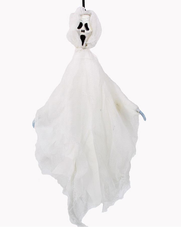 12 Inch Hanging Halloween Ghost