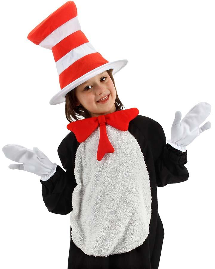Dr Seuss Cat in the Hat Child Accessory Kit