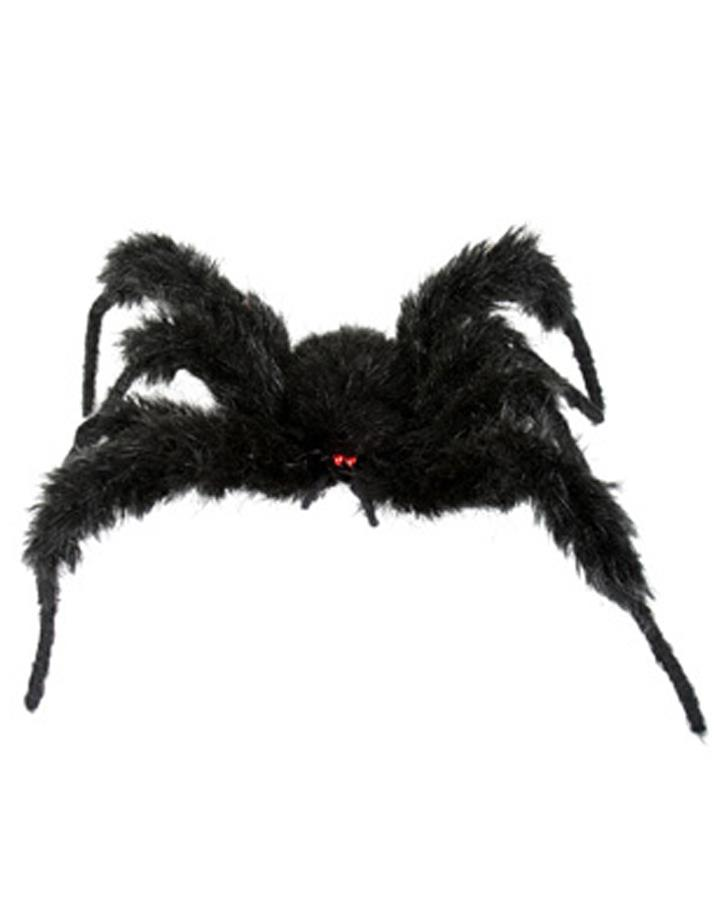 Brown Hairy Spider with Posable Legs