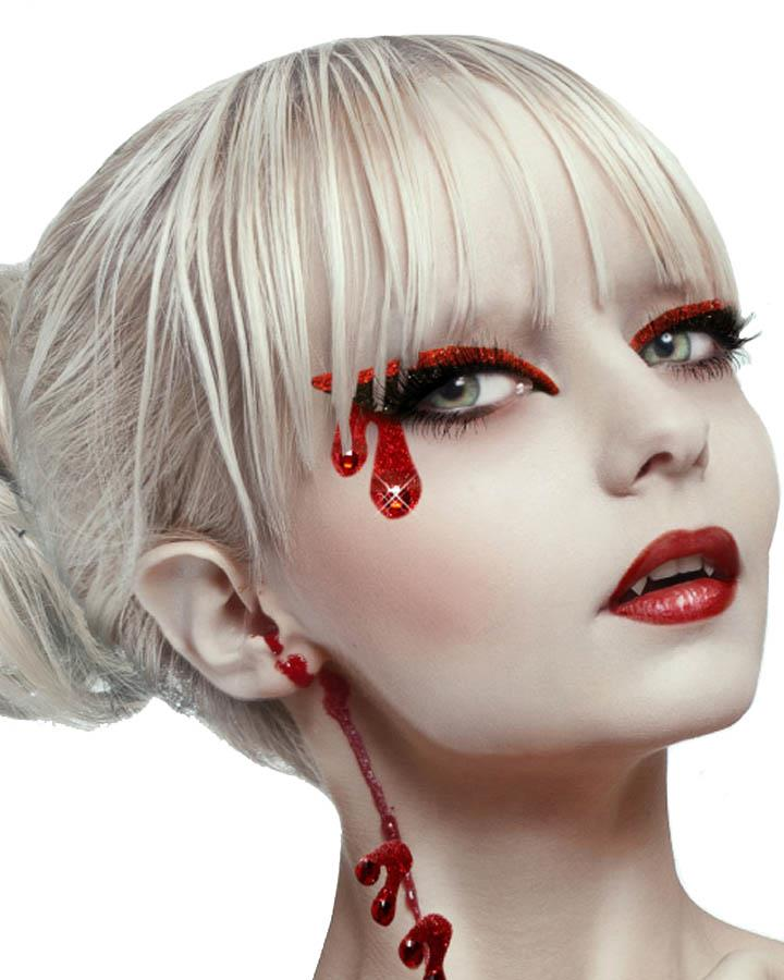 Xotic Vampire Glitter Blood Bites