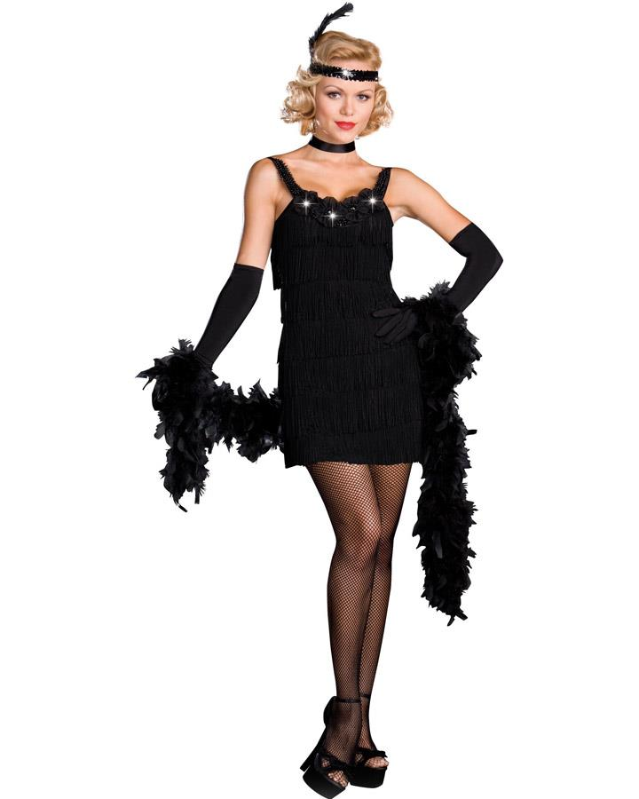 All That Jazz 20s Flapper Womens Costume